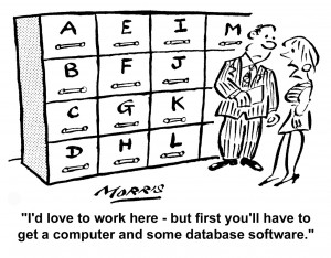 databasecartoon